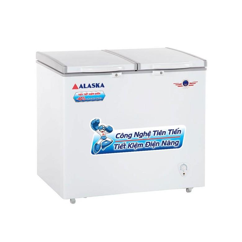 tủ đông mát alaska BCD 5068N