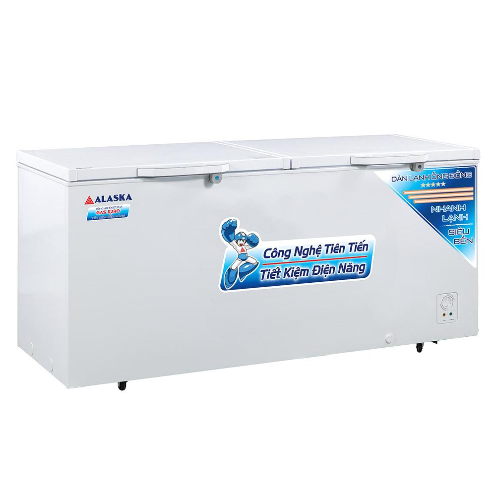 tủ đông alaska HB 550C