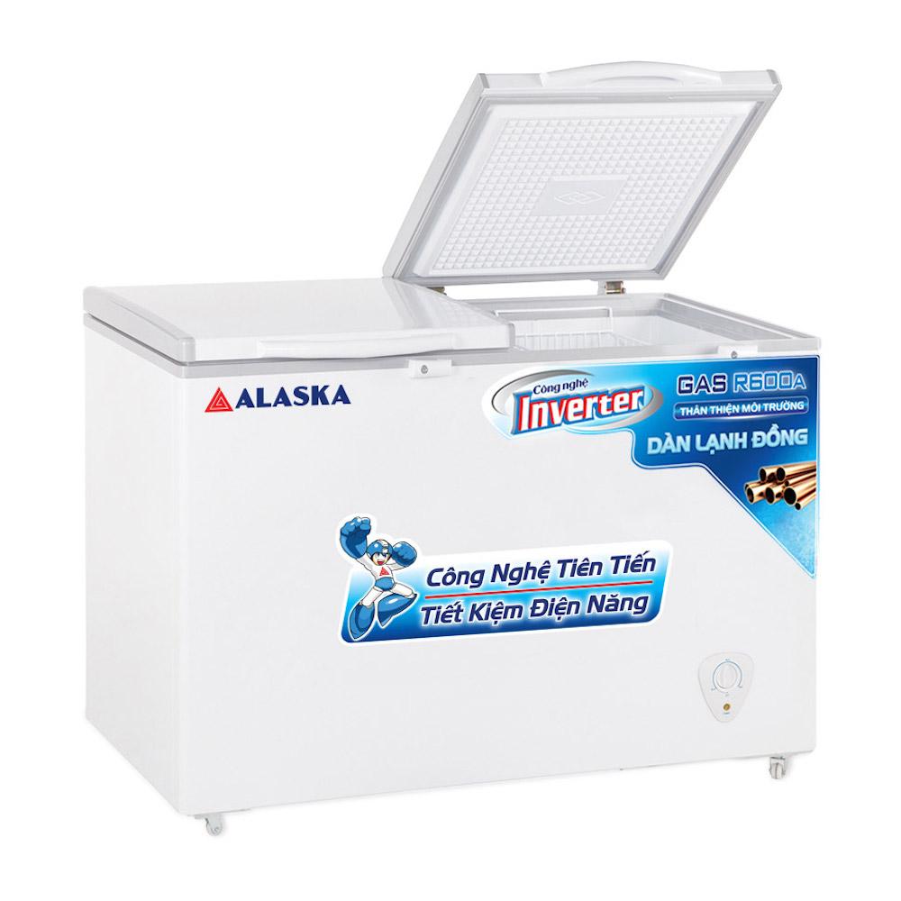 tủ đông inverter 550 lít
