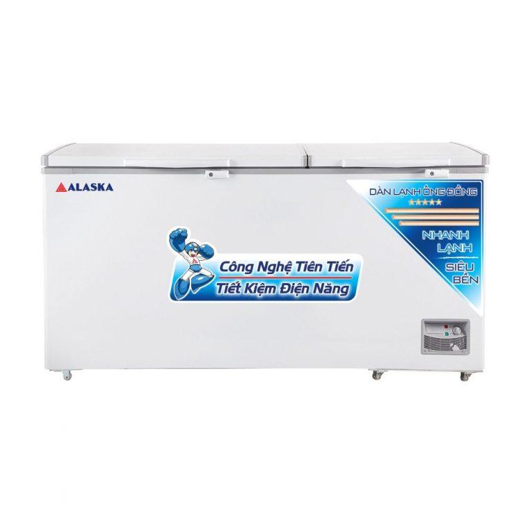 tủ đông HB 650C dàn lạnh đồng