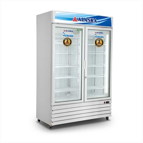 tủ đông đứng mặt kính IF 700G2