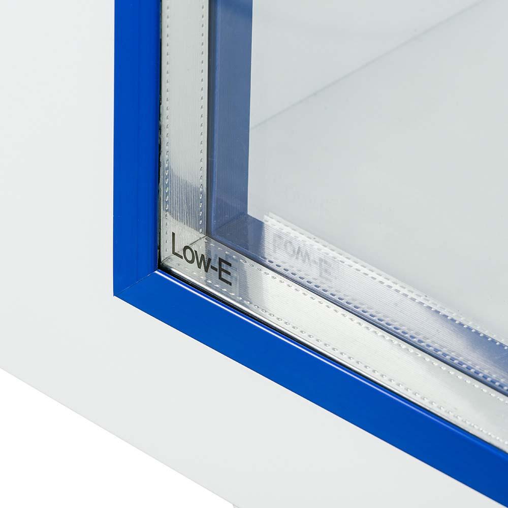 công nghệ low e sử dụng trên tủ mát nằm ngang alaksa LC 450B