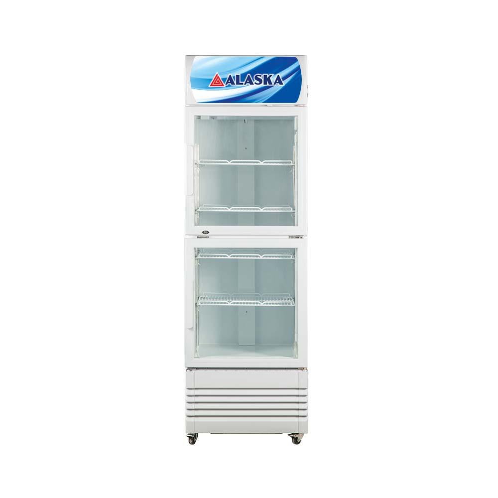 tủ mát alaska LC 643DB 400 lít